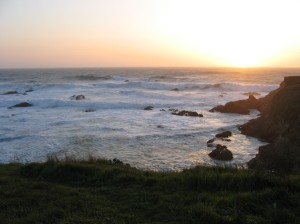 Mendocino, California