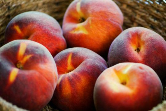 Sweet Summer Peaches