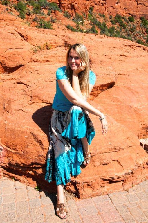 Shana in Sedona, AZ