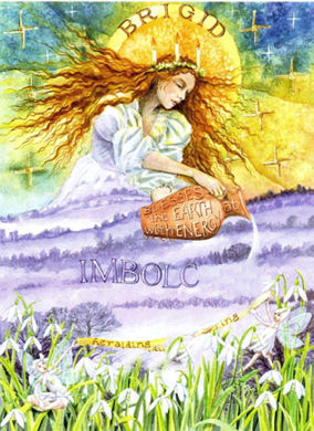 Imbolc Blessings